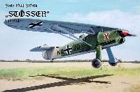 プラスチック プラネット1/48 プラスチックモデルフォッケウルフ Fw56 シュテッサー ドイツ空軍