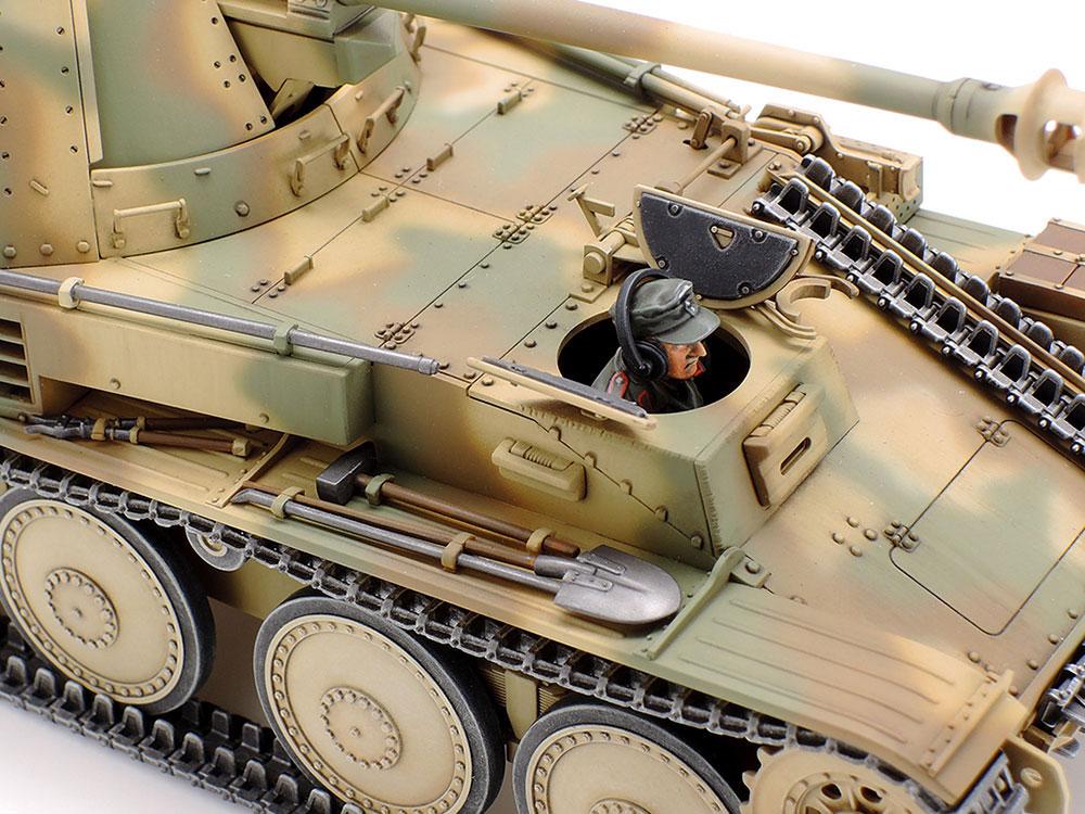 ドイツ 対戦車自走砲 マーダー 3M (ノルマンディ戦線)プラモデル(タミヤ1/35 ミリタリーミニチュアシリーズNo.364)商品画像_3