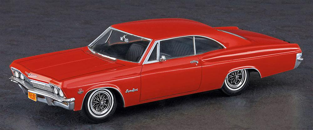 1966 アメリカン クーペ タイプ 1 w/ブロンドガールズフィギュアプラモデル(ハセガワ1/24 自動車 限定生産No.SP402)商品画像_4