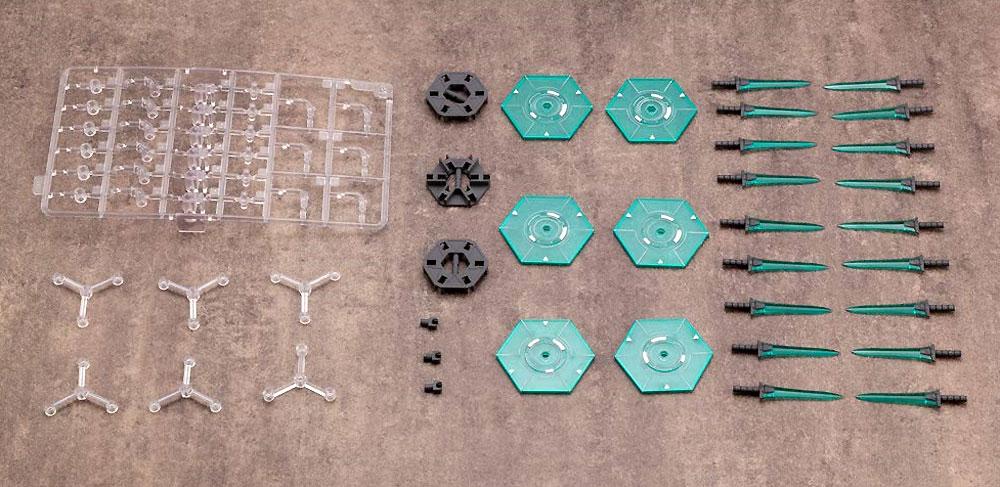 マギアブレードプラモデル(コトブキヤヘヴィウェポンユニットNo.MH023)商品画像_1