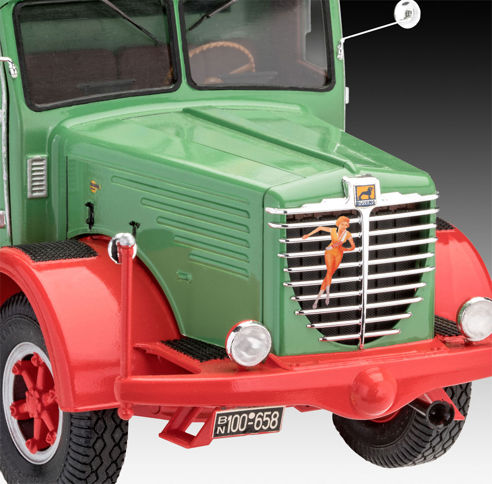 ビューシング 8000 S13プラモデル(レベルカーモデルNo.07555)商品画像_2