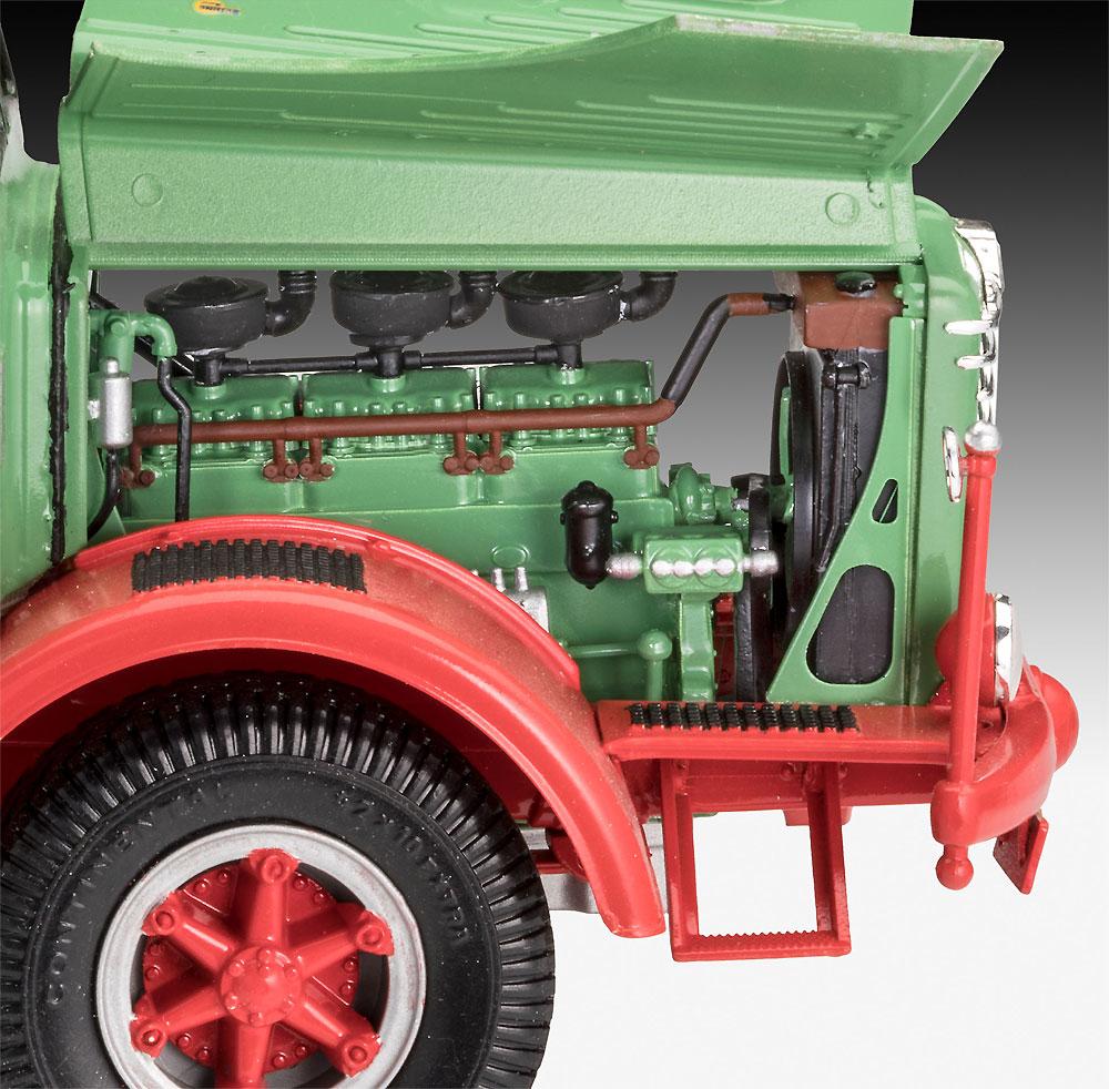 ビューシング 8000 S13プラモデル(レベルカーモデルNo.07555)商品画像_3