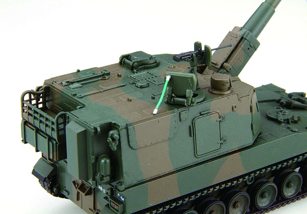 陸上自衛隊 99式 自走155mm榴弾砲プラモデル(フジミ1/72 ミリタリーシリーズNo.72M-011)商品画像_4