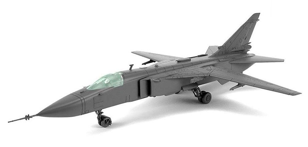 スホーイ Su-24M フェンサーD 旧ソ連諸国プラモデル(ARMORY1/144 エアクラフトNo.14702)商品画像_3