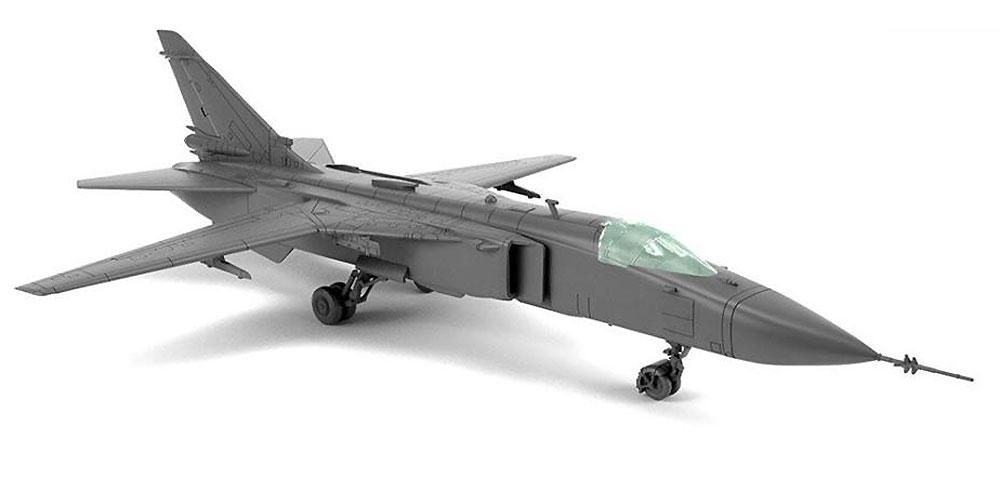 スホーイ Su-24M フェンサーD 旧ソ連諸国プラモデル(ARMORY1/144 エアクラフトNo.14702)商品画像_4