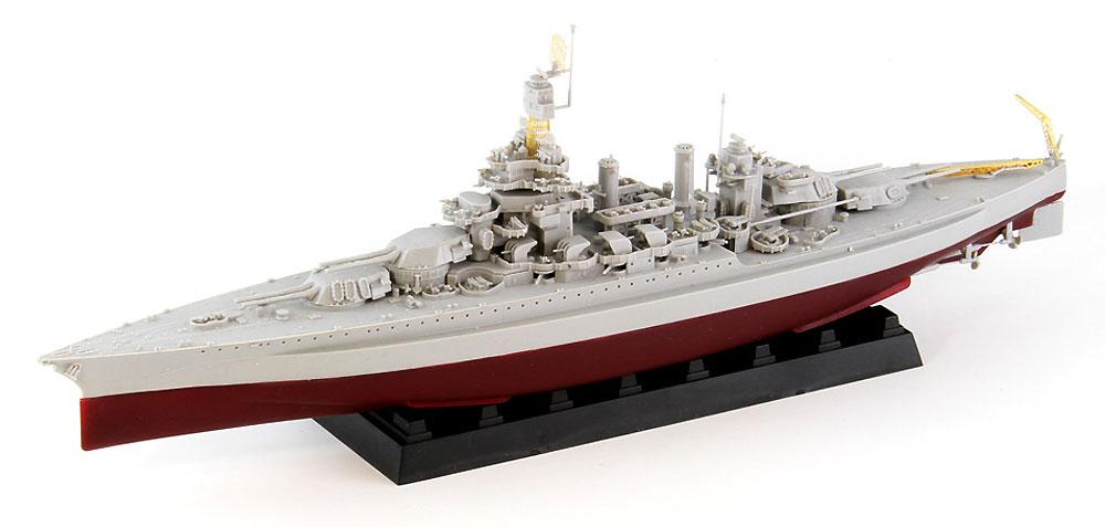 アメリカ海軍 コロラド級戦艦 BB-45 コロラド 1944  旗・艦名プレート エッチングパーツ付きプラモデル(ピットロード1/700 スカイウェーブ W シリーズNo.W205NH)商品画像_1
