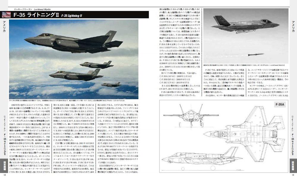 戦闘機年鑑 2019-2020本(イカロス出版イカロスムックNo.61855-48)商品画像_4