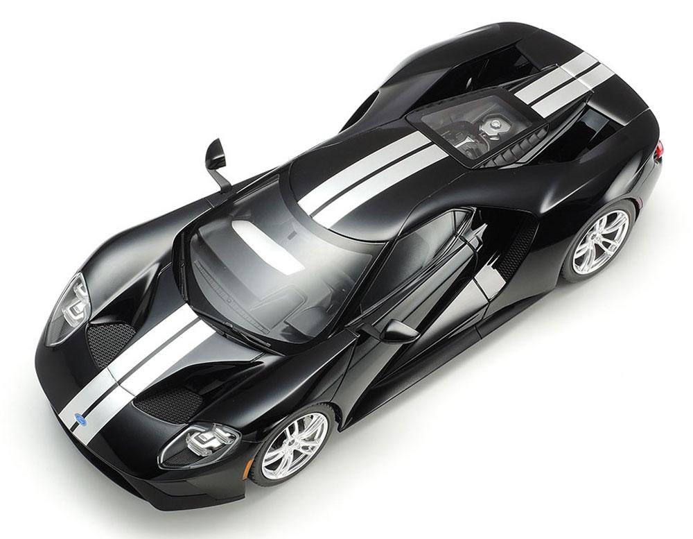 フォード GTプラモデル(タミヤ1/24 スポーツカーシリーズNo.346)商品画像_4