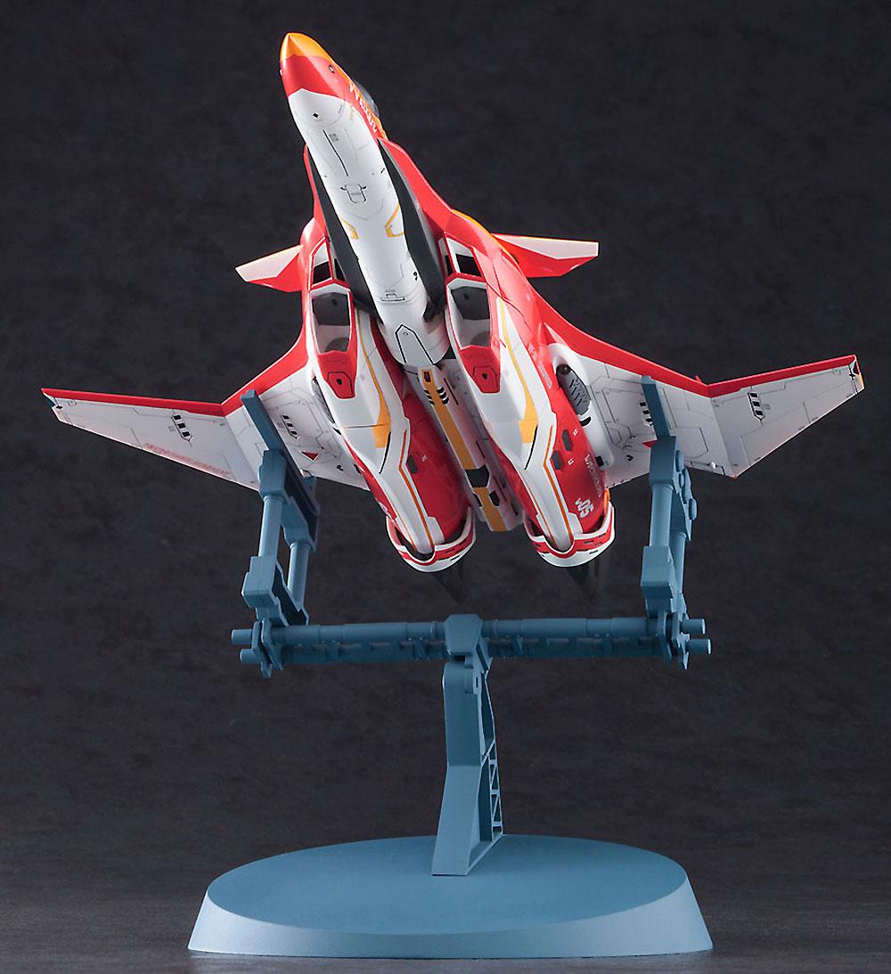 VF-31J  ジークフリード フレイア ヴィオン カラー (劇場版マクロスΔ)プラモデル(ハセガワ1/72 マクロスシリーズNo.65848)商品画像_4