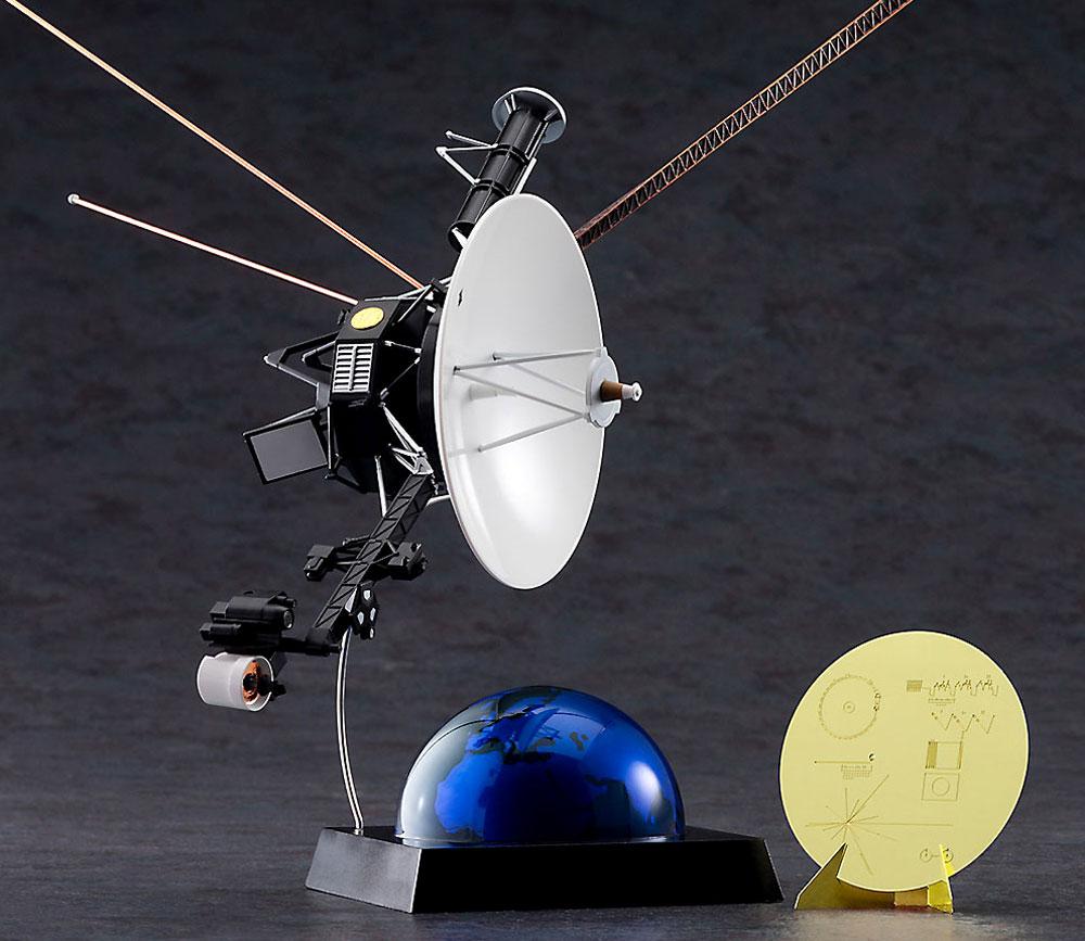 無人宇宙探査機 ボイジャー w/ゴールデンレコード プレートプラモデル(ハセガワサイエンスワールド シリーズNo.SP406)商品画像_2