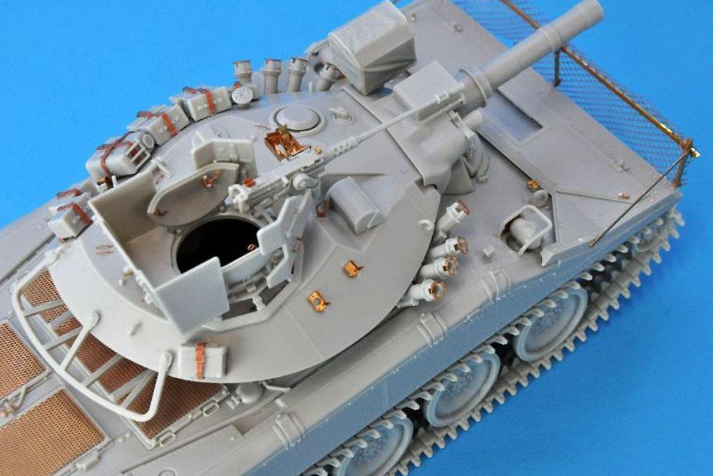 アメリカ 空挺戦車 シェリダン エッチングパーツ (タミヤ用)エッチング(パッションモデルズ1/35 シリーズNo.P35-145)商品画像_4