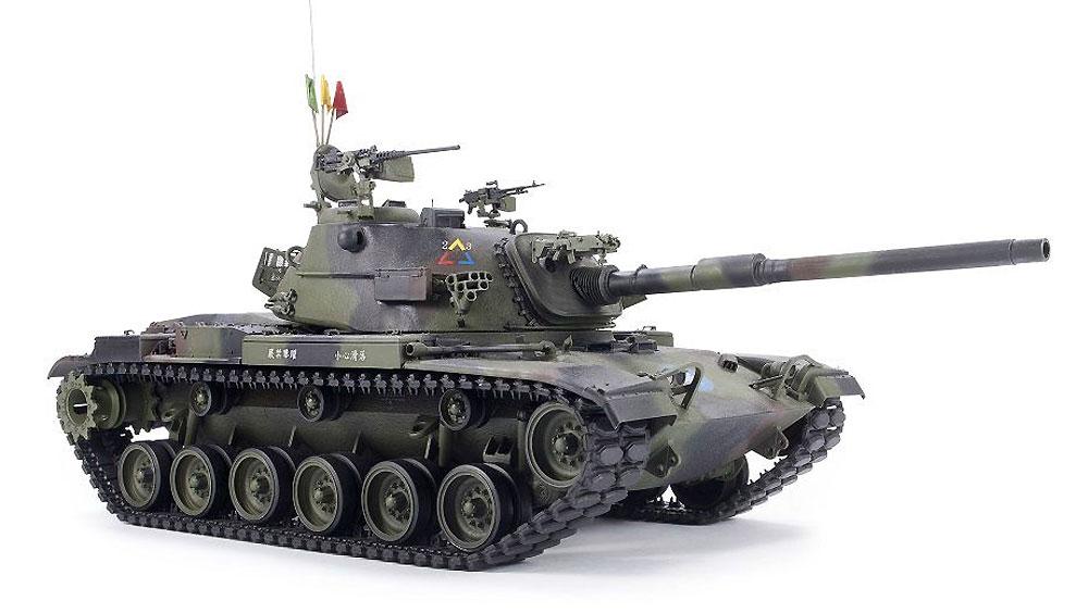 中華民国陸軍 CM-11 勇虎 (ヨンフー) 主力戦車プラモデル(AFV CLUB1/35 AFV シリーズNo.AF35315)商品画像_2