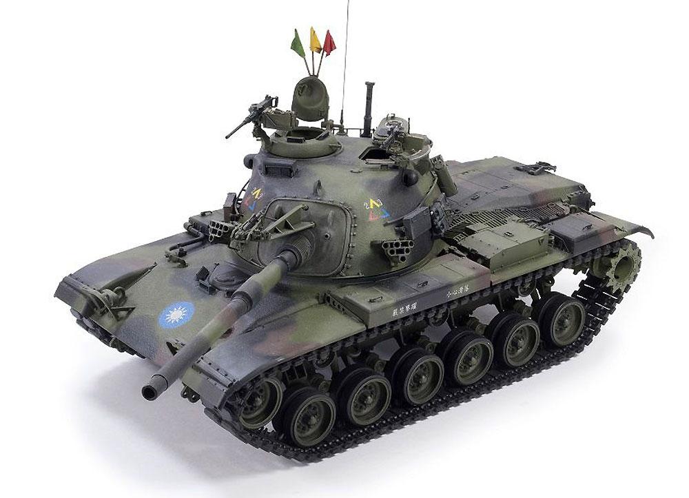 中華民国陸軍 CM-11 勇虎 (ヨンフー) 主力戦車プラモデル(AFV CLUB1/35 AFV シリーズNo.AF35315)商品画像_3