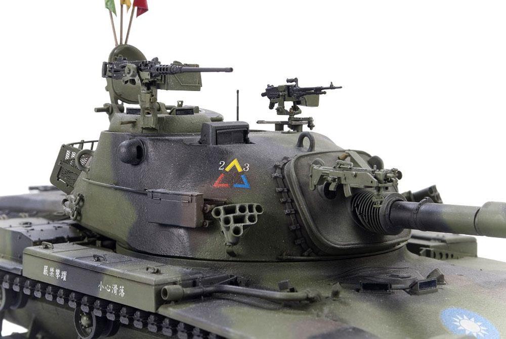中華民国陸軍 CM-11 勇虎 (ヨンフー) 主力戦車プラモデル(AFV CLUB1/35 AFV シリーズNo.AF35315)商品画像_4