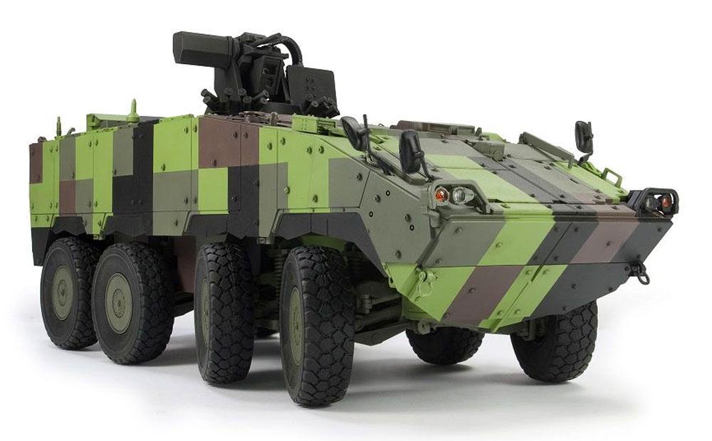 中華民国陸軍 CM-32/33 雲豹 装輪装甲車プラモデル(AFV CLUB1/35 AFV シリーズNo.AF35320)商品画像_2