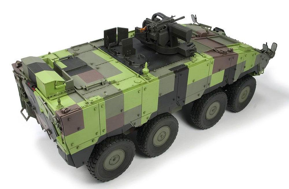 中華民国陸軍 CM-32/33 雲豹 装輪装甲車プラモデル(AFV CLUB1/35 AFV シリーズNo.AF35320)商品画像_3