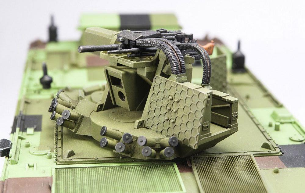 中華民国陸軍 CM-32/33 雲豹 装輪装甲車プラモデル(AFV CLUB1/35 AFV シリーズNo.AF35320)商品画像_4