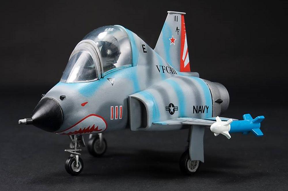 F-5E/N タイガー 2 VFC-111 サンダウナーズプラモデル(AFV CLUBディフォルメ飛行機 QシリーズNo.AFQ003)商品画像_2