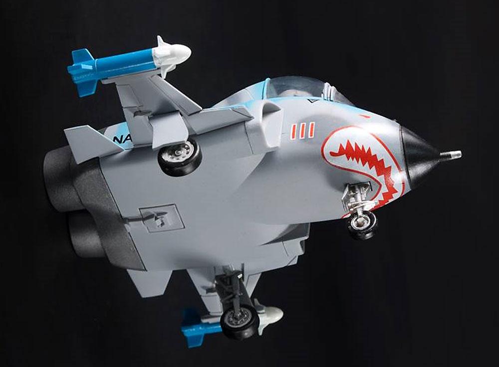F-5E/N タイガー 2 VFC-111 サンダウナーズプラモデル(AFV CLUBディフォルメ飛行機 QシリーズNo.AFQ003)商品画像_4