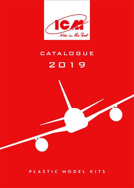 ICM 2019年度版 カタログカタログ(ICMカタログNo.C2019)商品画像