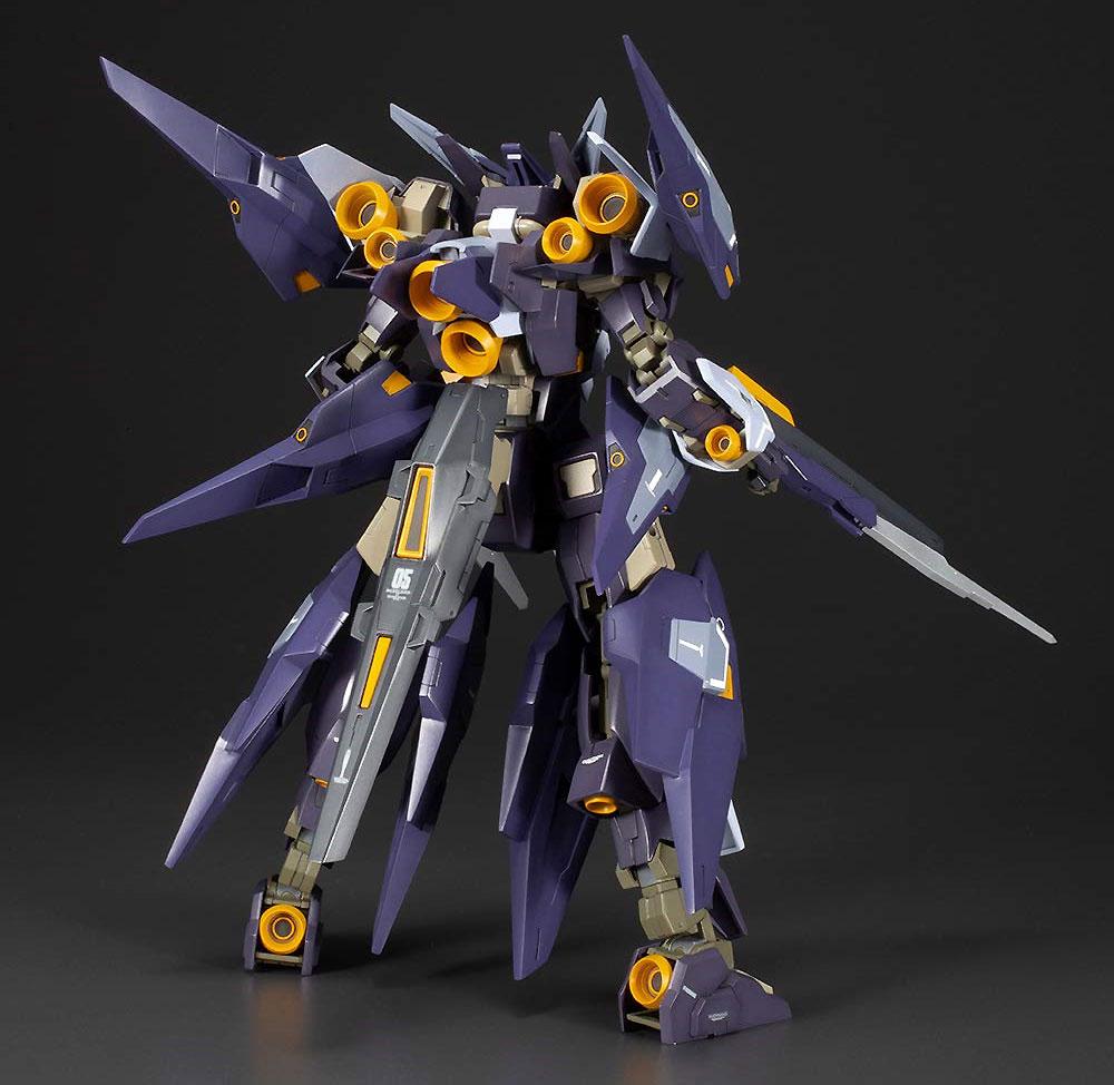 YSX-24RD/GA ゼルフィカール/GAプラモデル(コトブキヤフレームアームズ (FRAME ARMS)No.FA111)商品画像_3