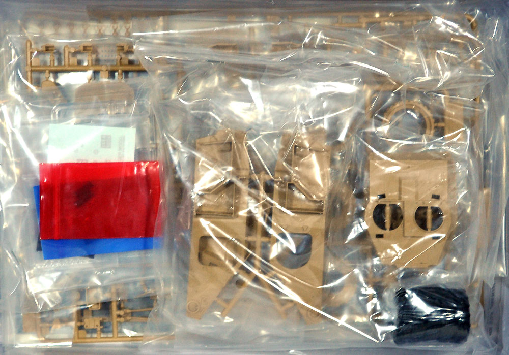 パナール AML-90 装甲車プラモデル(タイガーモデル1/35 AFVNo.TML4636)商品画像_1