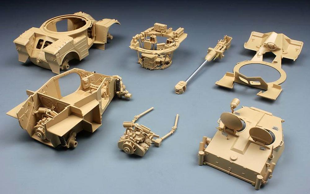 パナール AML-90 装甲車プラモデル(タイガーモデル1/35 AFVNo.TML4636)商品画像_2
