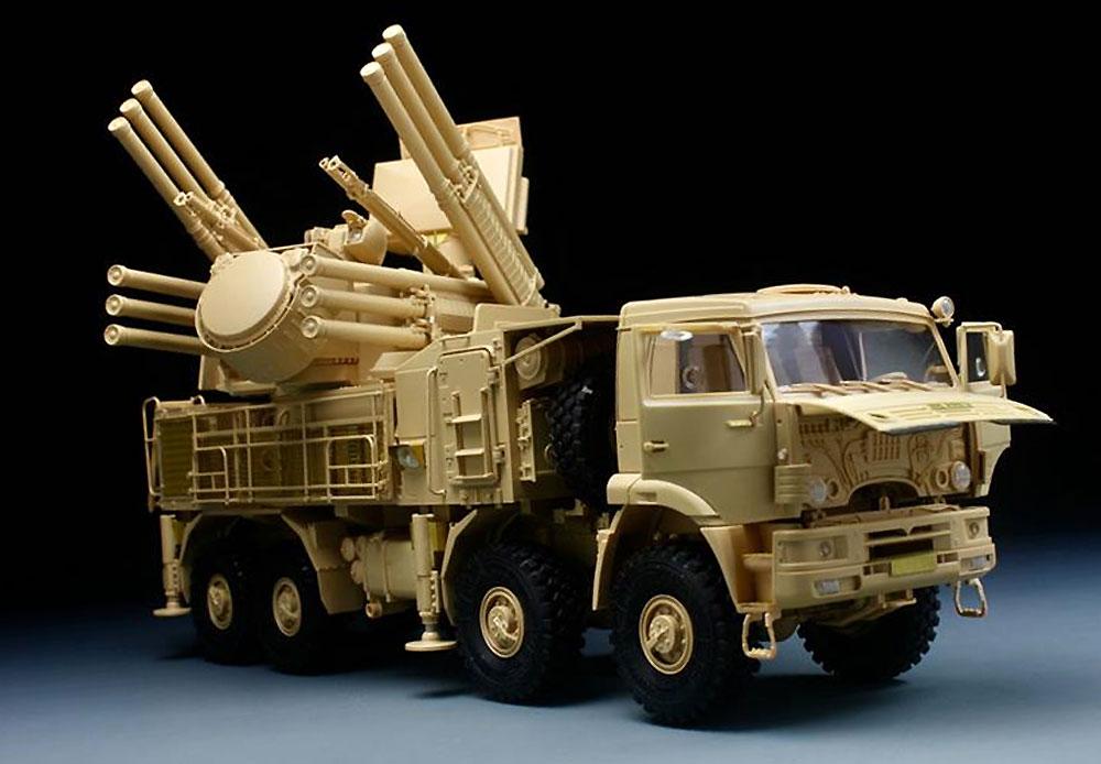 ロシア パーンツィリ S1 ミサイルシステム (SA-22 グレイハウンド)プラモデル(タイガーモデル1/35 AFVNo.TML4644)商品画像_3