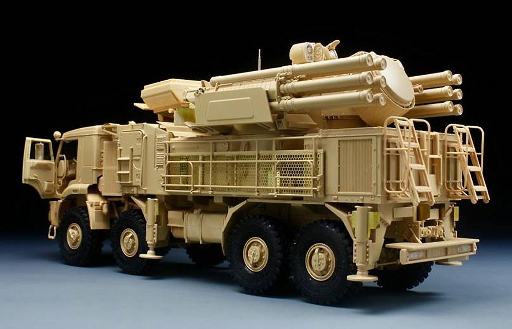 ロシア パーンツィリ S1 ミサイルシステム (SA-22 グレイハウンド)プラモデル(タイガーモデル1/35 AFVNo.TML4644)商品画像_4
