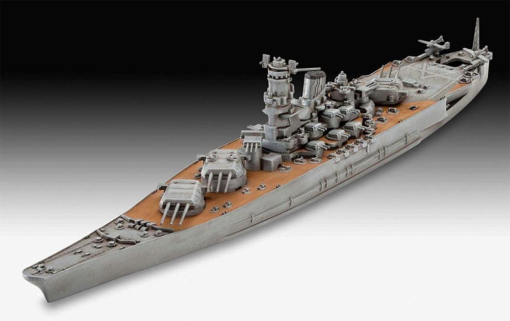 日本海軍 戦艦 武蔵プラモデル(レベルShips(艦船関係モデル)No.06822)商品画像_2