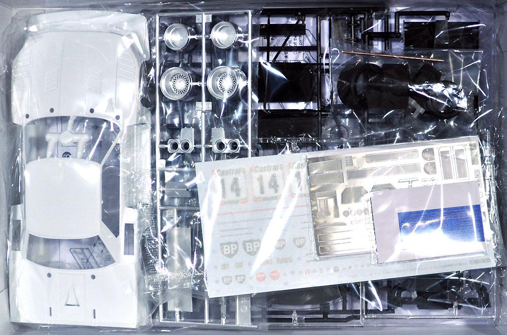ニッサン R30 スカイラインターボ キャラミ 9時間耐久仕様 '82プラモデル(アオシマ1/24 ザ・モデルカーNo.112)商品画像_1