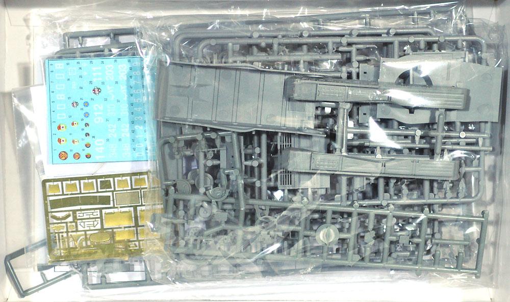 T-80 主力戦車 後期型 1990-2010年代 N in 1プラモデル(モデルコレクト1/72 AFV キットNo.UA72175)商品画像_1