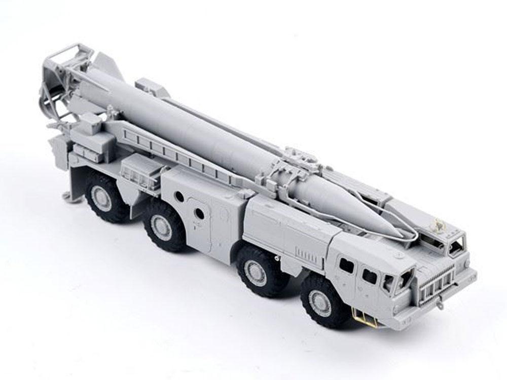 ソビエト 9P117 戦略ミサイルランチャー スカッドCプラモデル(モデルコレクト1/72 AFV キットNo.UA72185)商品画像_3