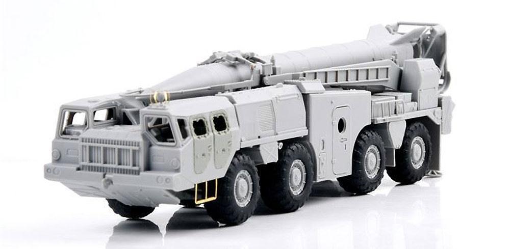 ソビエト 9P117 戦略ミサイルランチャー スカッドCプラモデル(モデルコレクト1/72 AFV キットNo.UA72185)商品画像_4