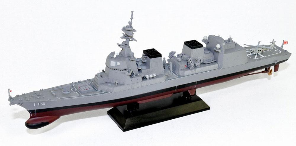 海上自衛隊 護衛艦 DD-115 あきづきプラモデル(ピットロード1/700 スカイウェーブ J シリーズNo.J084)商品画像_2