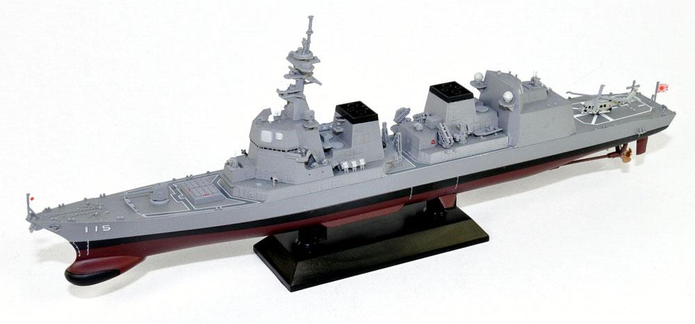 海上自衛隊 護衛艦 DD-115 あきづきプラモデル(ピットロード1/700 塗装済み組み立てモデル (JP-×)No.JP013)商品画像_3