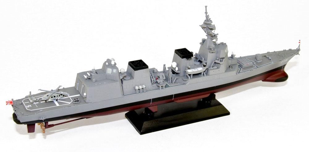 海上自衛隊 護衛艦 DD-115 あきづきプラモデル(ピットロード1/700 塗装済み組み立てモデル (JP-×)No.JP013)商品画像_4
