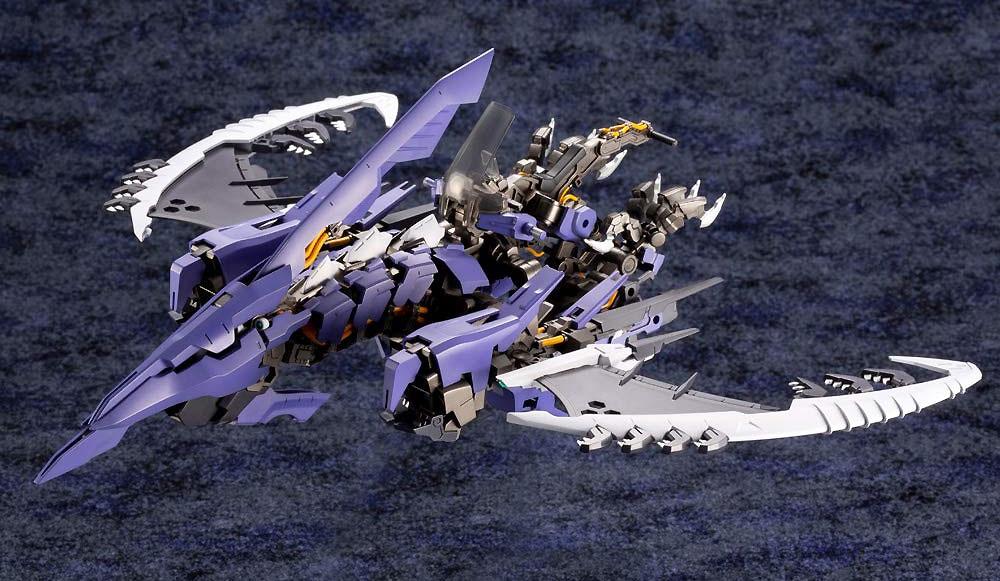 ヘキサギア ウインドフォールプラモデル(コトブキヤヘキサギアNo.HG011)商品画像_4