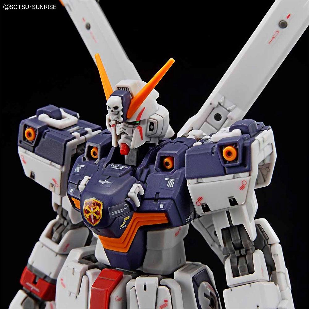 XM-X1 クロスボーン ガンダム X1プラモデル(バンダイRG (リアルグレード)No.031)商品画像_3