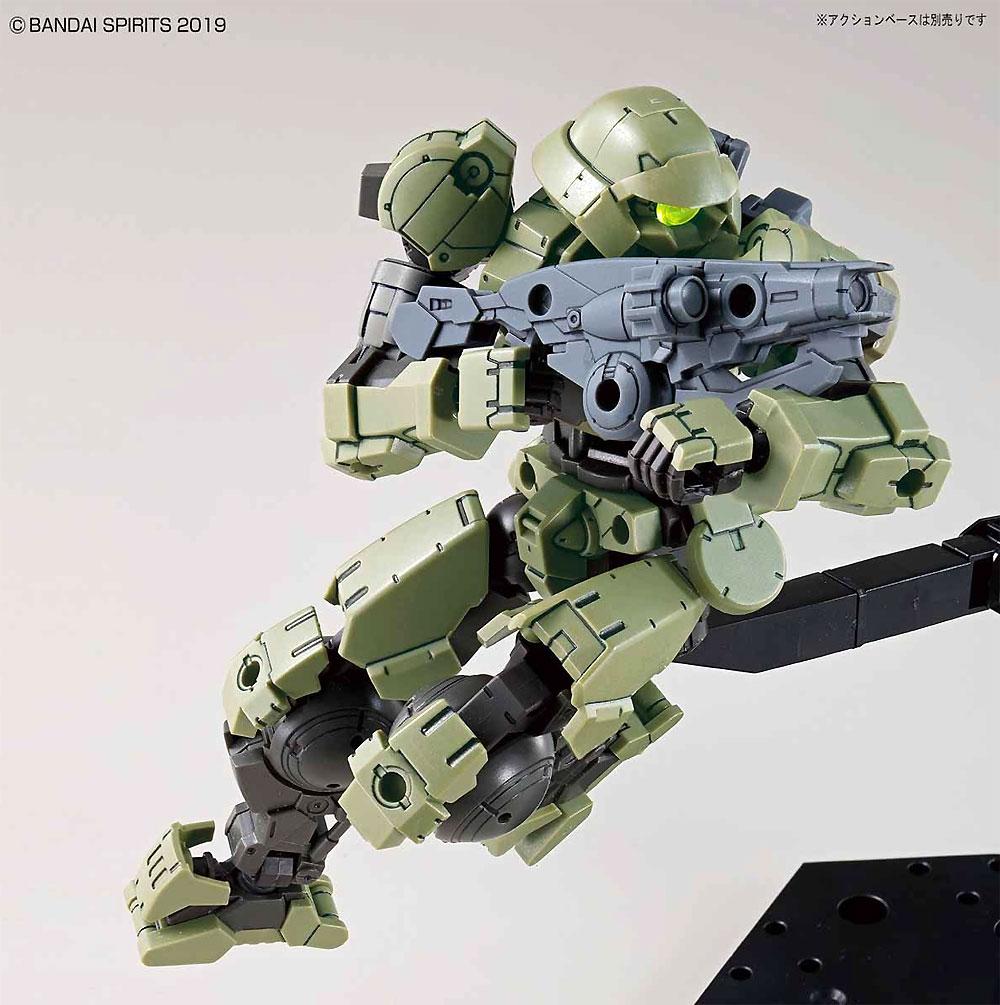 bEXM-15 ポルタノヴァ グリーンプラモデル(バンダイ30 MINUTES MISSIONSNo.004)商品画像_4