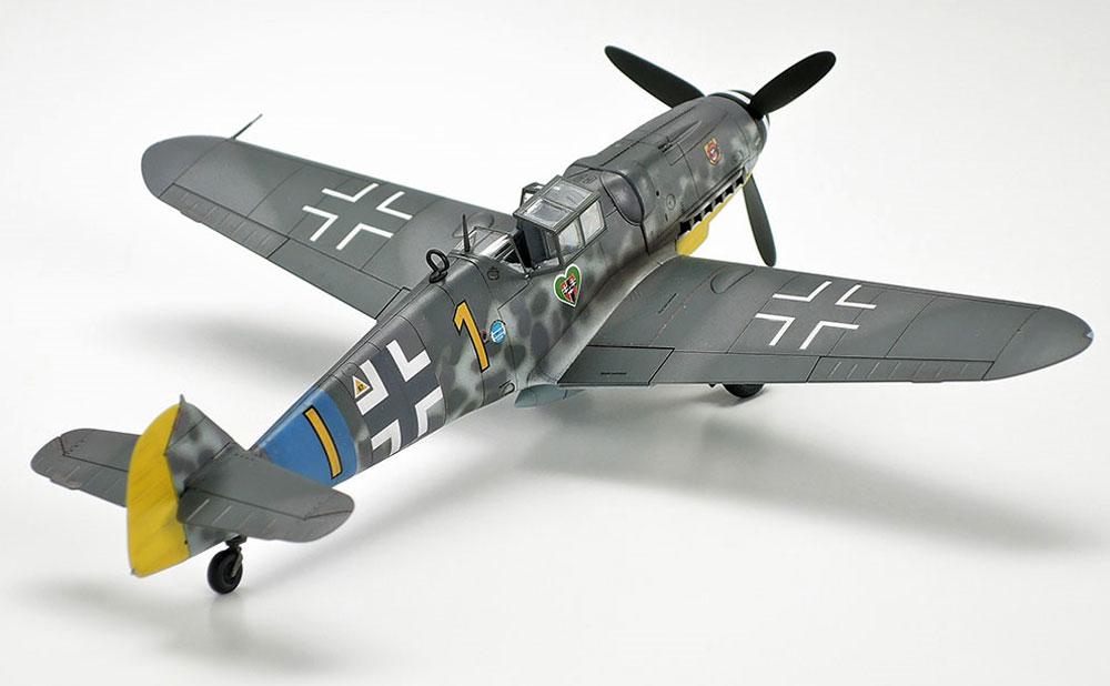 メッサーシュミット Bf109G-6プラモデル(タミヤ1/72 ウォーバードコレクションNo.090)商品画像_3