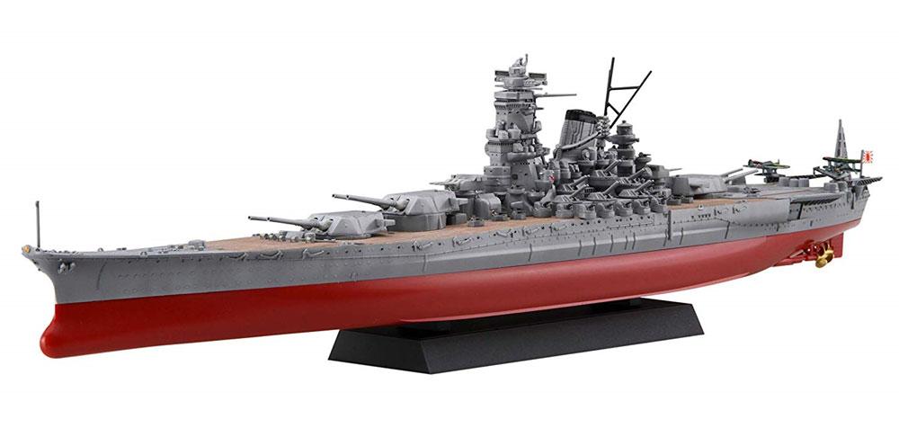 日本海軍 戦艦 紀伊プラモデル(フジミ艦NEXTNo.003)商品画像_3