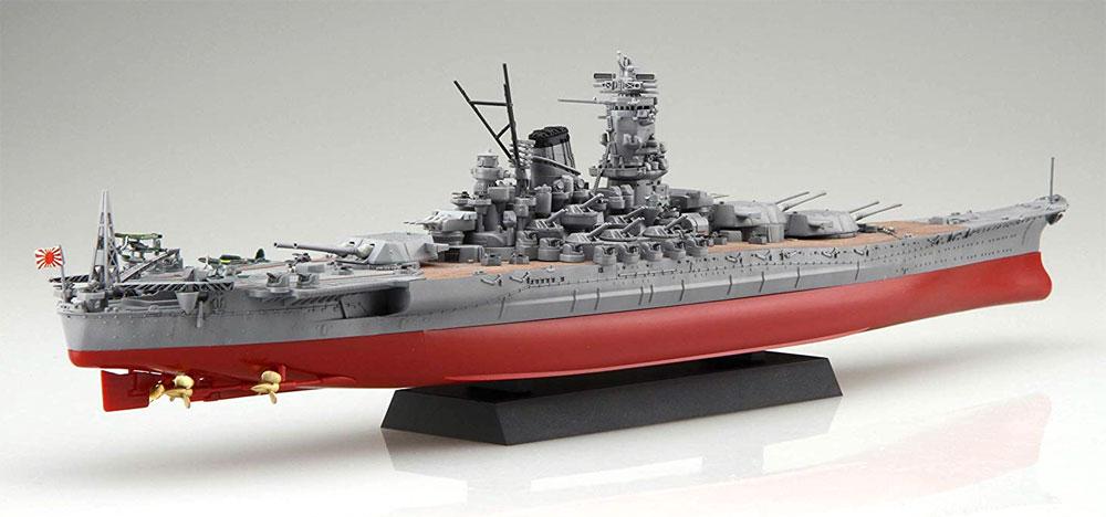 日本海軍 戦艦 紀伊プラモデル(フジミ艦NEXTNo.003)商品画像_4