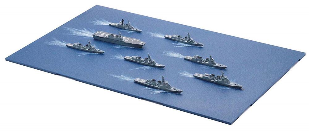 海上自衛隊 第3護衛隊群プラモデル(フジミ集める軍艦シリーズNo.032)商品画像_2
