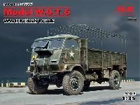 イギリス フォード W.O.T. 6 トラック