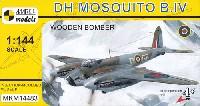 デ ハビランド モスキート B Mk.4 木製爆撃機