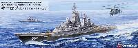 ロシア海軍 キーロフ級 原子力ミサイル巡洋艦 キーロフ (現 アドミラル・ウシャコフ) エッチングパーツ付