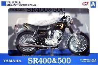ヤマハ SR400 ブラックゴールド