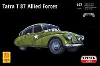 タトラ T87 連合軍