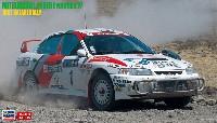 三菱 ランサー エボリューション 4 1997 サファリラリー
